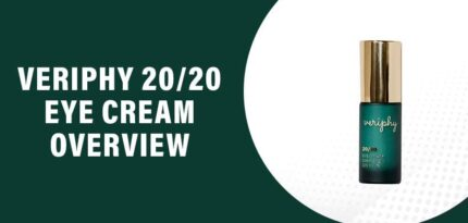 Veriphy 20/20 Eye Cream Reviews – Does This Product Work?