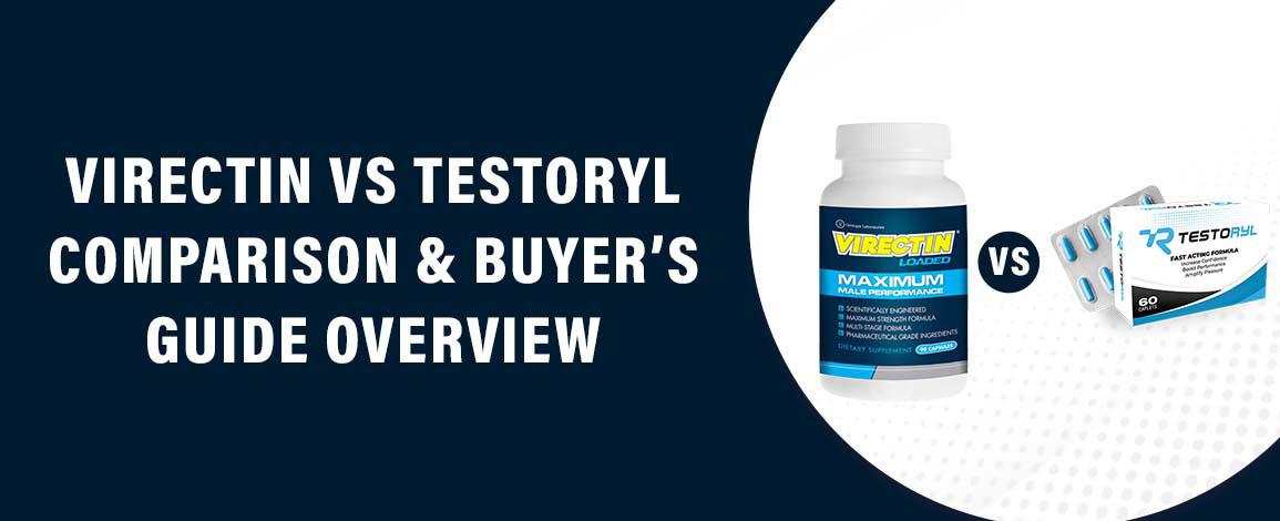 Virectin vs Testoryl