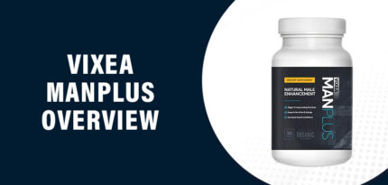 Vixea ManPlus Review – Does This Men's Health Product Work?