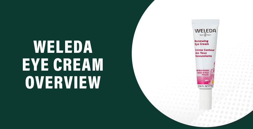 Weleda Eye Cream