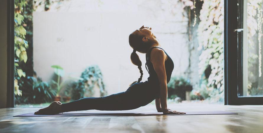 Whole Body Yoga Exercise
