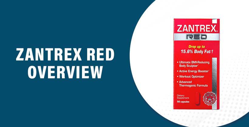 Zantrex Red