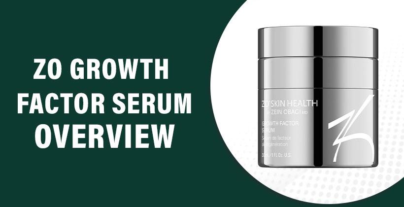 Zo Growth Factor Serum