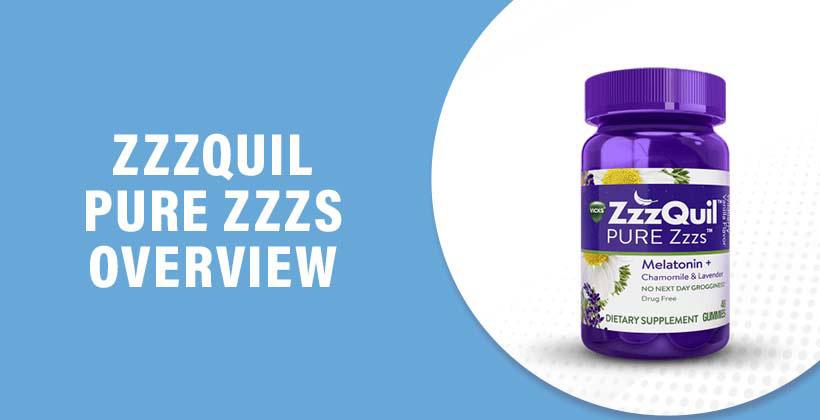 ZzzQuil Pure Zzzs
